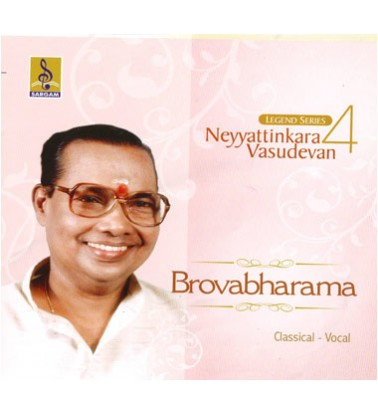 BROVABHARAMA - Audio CD