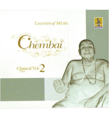 CHEMBAI CLASSICAL VOCAL VOL 2