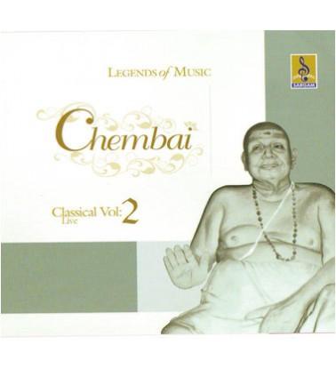 CHEMBAI CLASSICAL VOCAL VOL 2