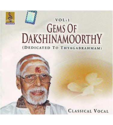 Chandra Chooda - Gems Of Dakshinamoorthy