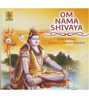 OM NAMA SHIVAYA - Audio CD