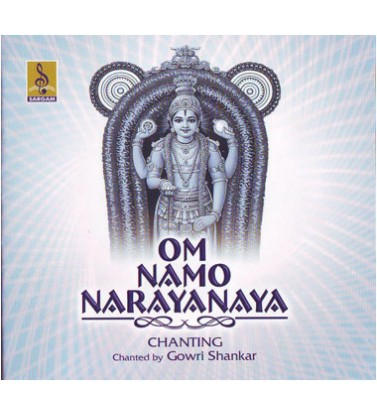 OM NAMO NARAYANAYA - Audio CD