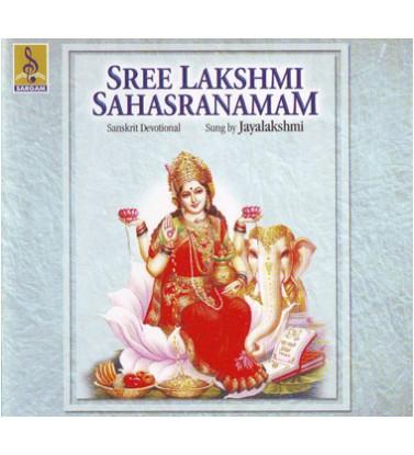 Padmanabhapriya - Sree Lakshmi Sahasranamam