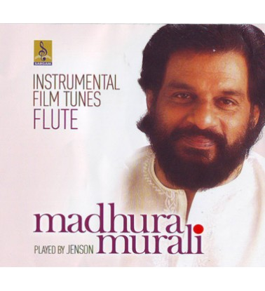 MADURA MURALI FILM TUNES ( FLUTE)-Audio CD