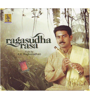 RAGASUDHA RASA - Audio CD