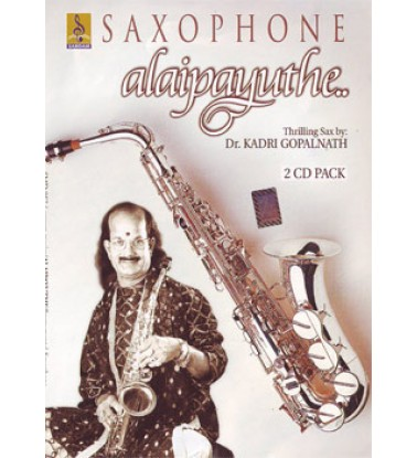 SAXOPHONE ALAIPAYUTHE - MP3