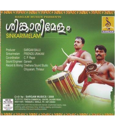 Track 01 - Sinkari Melam