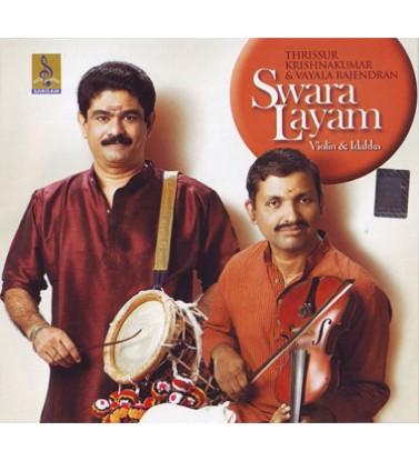 SWARALAYAM - Audio CD