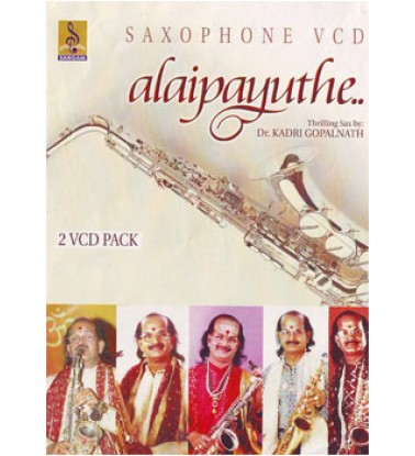SAXOPHONE ALAIPAYUTHE - Video CD - Disc 2