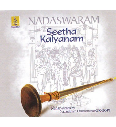 SEETHA KALYANAM - Audio CD