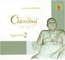 CHEMBAI CLASSICAL VOCAL VOL 2- Audio CD