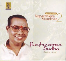 REGHUVAMSA SUDHA - Audio CD