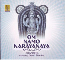 OM NAMO NARAYANAYA - Audio CD