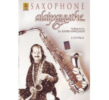 SAXOPHONE ALAIPAYUTHE 2CD - Audio CD