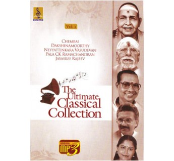 THE ULTIMATE CLASSICAL COLLECTIONS VOL1-MP3